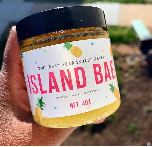 Island Bae Scrub