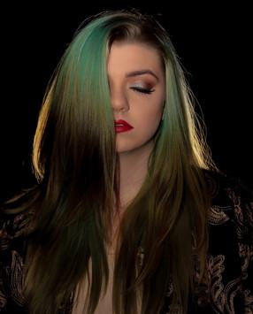 Drummer Makeup by Atlanta Makeup Artist Shikha Arya