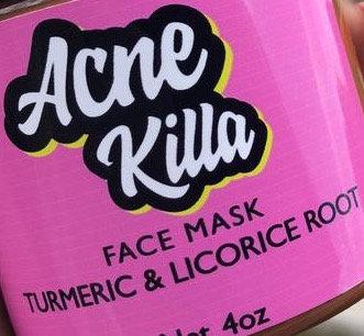Acne Killa Dry Facemask