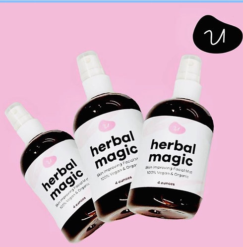 Herbal Magic Face Mist