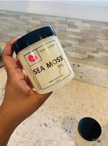 Fresh Sea Moss Gel