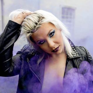 Rockband Photoshoot Makeup