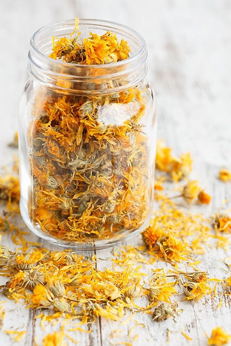 Dried Calendula Flower