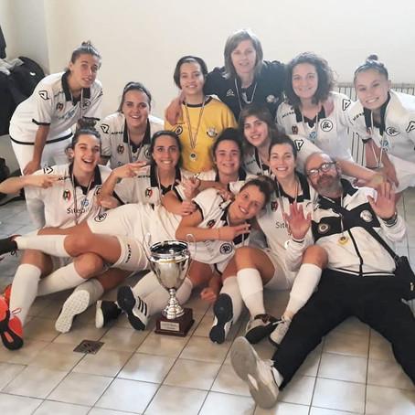 Spezia trionfa in Coppa italia, travolto il Citta Giardino 6-1