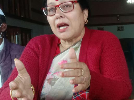 पांच साल भाजपा की मलाई खाने के बाद वापस कांग्रेस की मलाई खाने आ गए कैबिनेट मंत्री