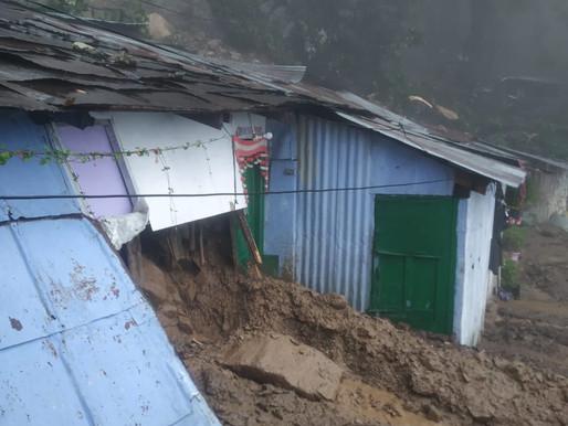 नैनीताल में बारिश ने मचाई भारी तभाही, 48 घन्टों के बाद थमी मूसलाधार बारिश,
