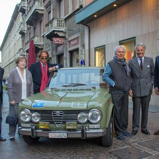 Parte della troupe e del cast riuniti a Torino dopo 44 anni