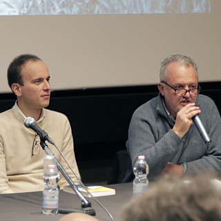 Alessandro Rota e Steve Della Casa