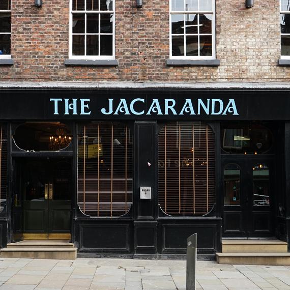 The Bugles @ The Jacaranda Club Liverpool