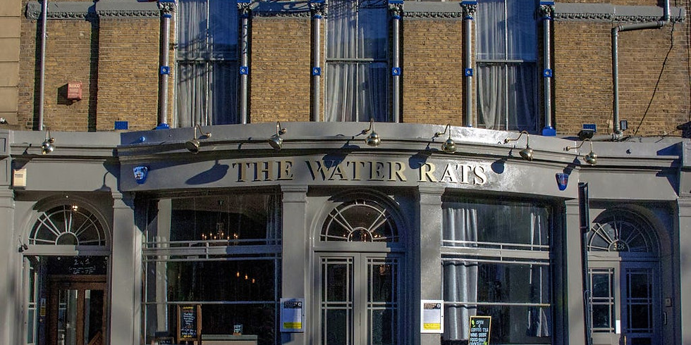 The Bugles @ The Water Rats London