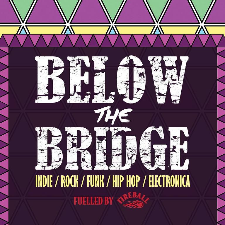 The Bugles @ Zombie Shack / Thirsty Scholar Manchester, Below the Bridge