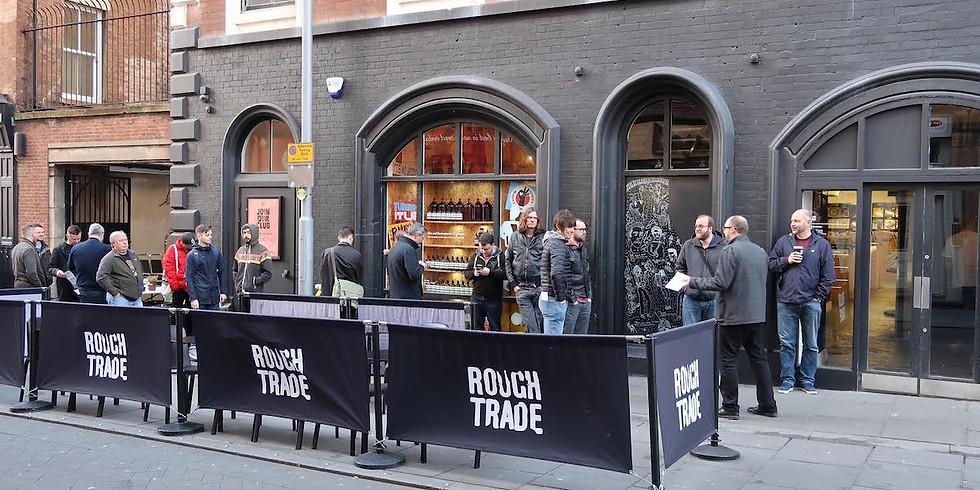 The Bugles @ Rough Trade Nottingham - Musicians Against Homelessness