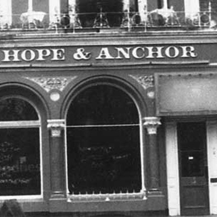 The Bugles @ The Hope and Anchor