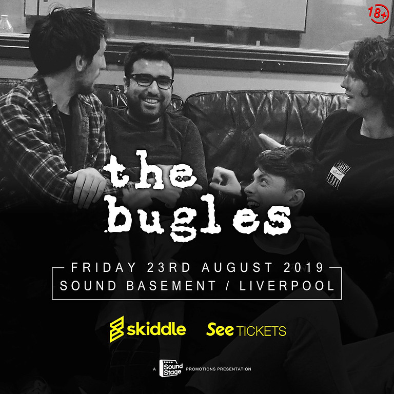The Bugles @ SOUND basement Liverpool