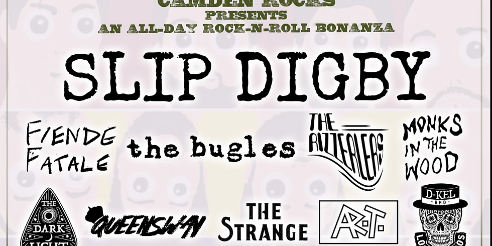 The Bugles @ The Lounge 666, Camden Rocks presents