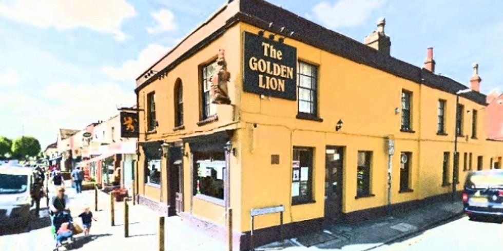The Bugles @ Golden Lion Fundraiser