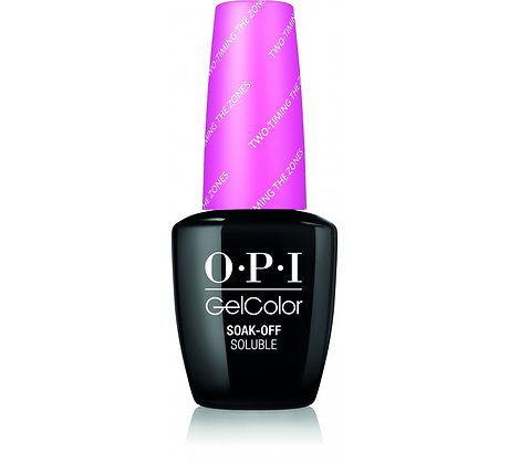 O.P.I GCF80 - GelColor Two Timing the Zones 15ml