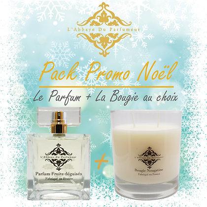 L'Abbaye Du Parfumeur - Pack Promo Noël Fruits Déguisés
