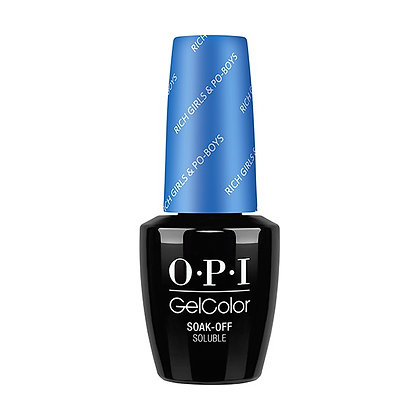 O.P.I GCN61 - GelColor Rich Girls and Po-Boys 15ml