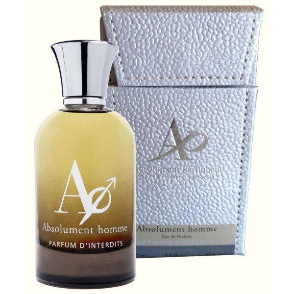 ParfumEtui Absolument Homme Parfumeur 100ml Eau Luxe De nvN80wmO