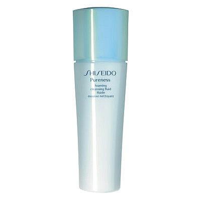 Shiseido - Fluide Mousse Nettoyant - Pureness 150ml