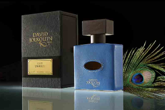 David Jourquin - Collection Vendôme - Cuir Caraïbes 100ml