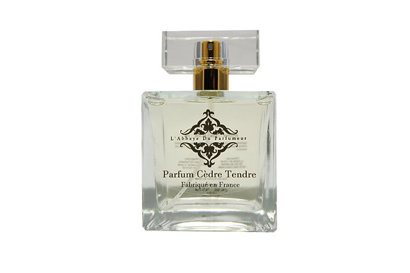 L'Abbaye Du Parfumeur - Cèdre Tendre - Eau de Parfum 100ml