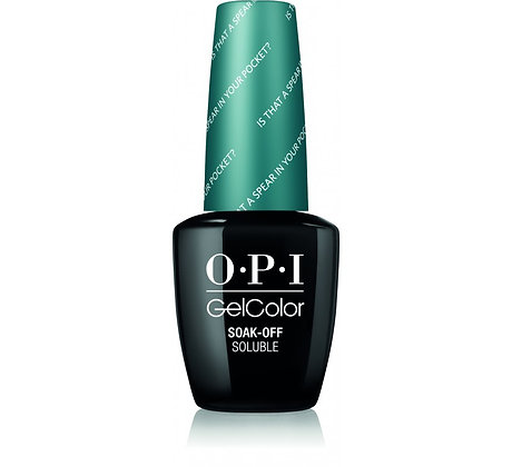 O.P.I GelColor Is That a Spear in Your Pocket 15ml