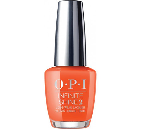 O.P.I Infinite Shine Santa Monica Beach Peach 15ml