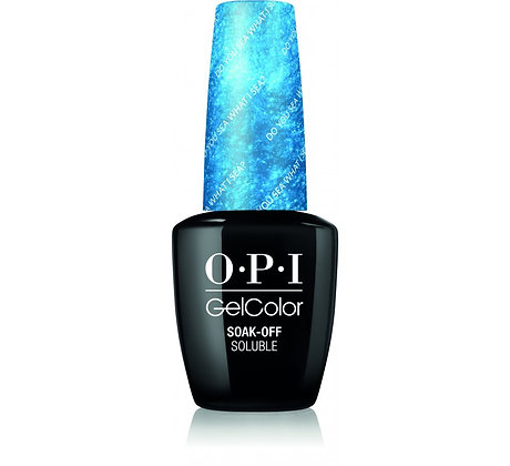 O.P.I GelColor Do You Sea What I Sea 15ml