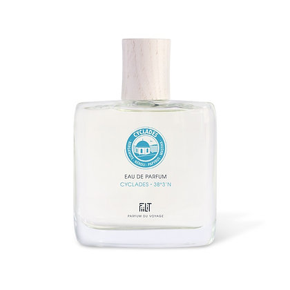 Fiilit - Eau de Parfum Cyclades 38°3'N - 100ml