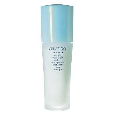 Shiseido - Fluide Hydratant Matifiant - Pureness 50ml
