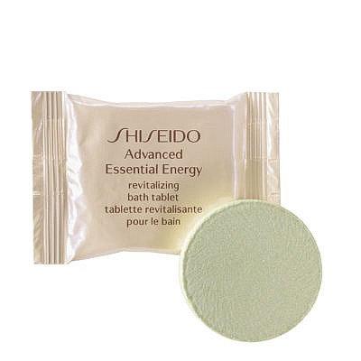 Shiseido - AEE Tablettes Revitalisantes Pour Le Bain - Body 10x25gr