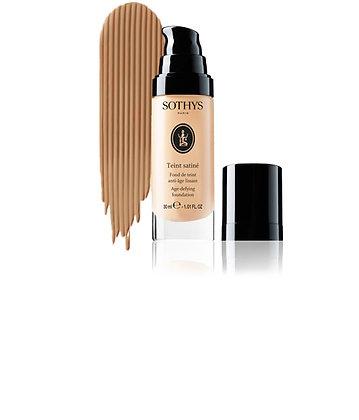 Sothys - Teint satiné – Fond de teint anti-âge lissant - beige rosé BR35