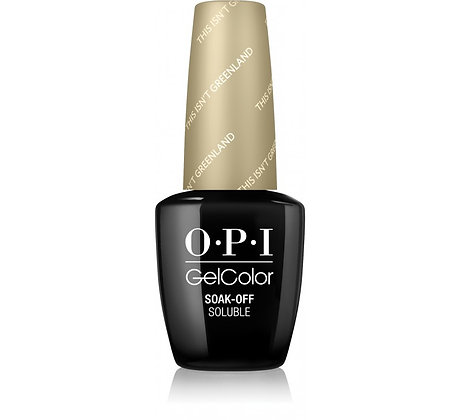 O.P.I GelColor This Isn't Greenland 15ml