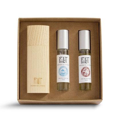Fiilit - Coffret Découverte FiiLiT et ses Eaux de Parfum - 3x10ml
