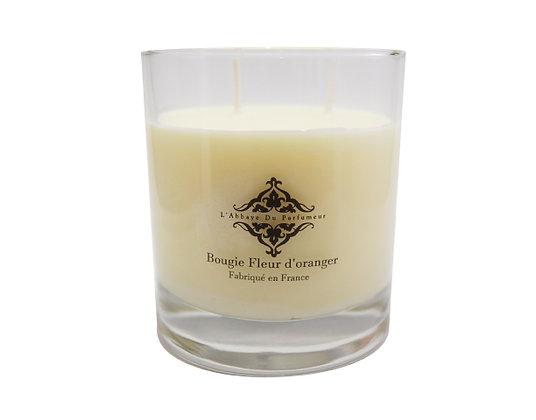L'Abbaye Du Parfumeur - Bougie Parfumée Fleur D'Oranger 240g