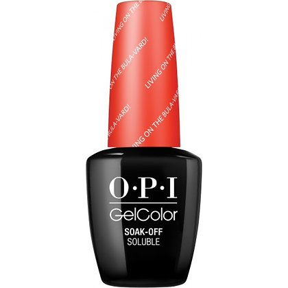 O.P.I GelColor Living On the Bula vard 15ml