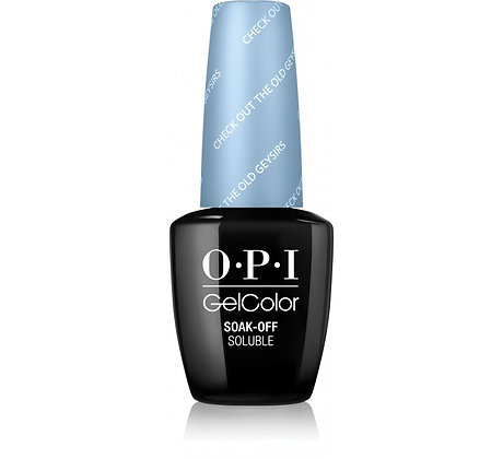 O.P.I GelColor Check Out the Old Geysirs 15ml