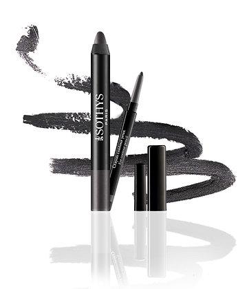 Sothys – Duo smoky yeux - Crayon contour yeux & Crayon smoky yeux - gris zinc