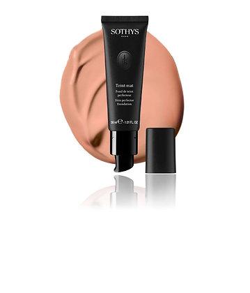 Sothys - Teint mat - Fond de teint perfecteur - beige rosé BR20