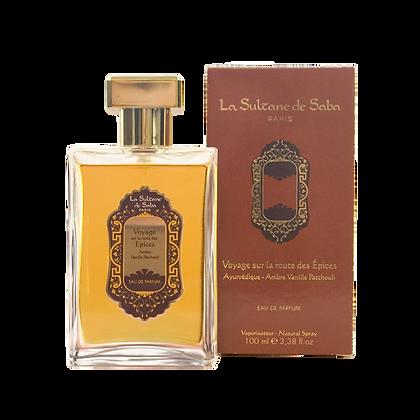 La Sultane de Saba - Eau de Parfum - Voyage sur la route des Épices 100ml