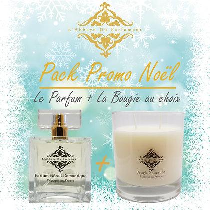 L'Abbaye Du Parfumeur -Pack Promo Noël Néroli Romantique