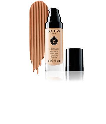 Sothys - Teint satiné - Fond de teint anti-âge lissant - beige rosé BR30