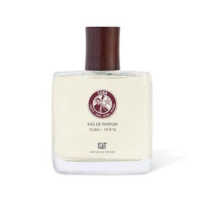Fiilit - Eau de Parfum Cuba 19°9'N - 100ml