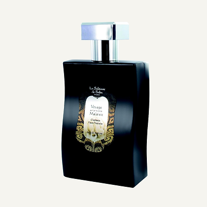 La Sultane de Saba - Eau de Parfum - Voyage sur la route de Malaisie 100ml