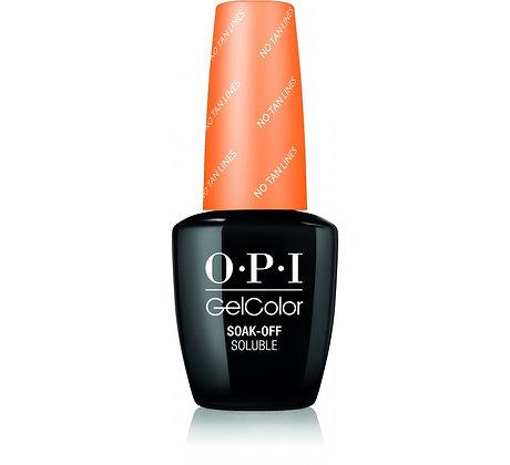 O.P.I GelColor No Tan Lines 15ml