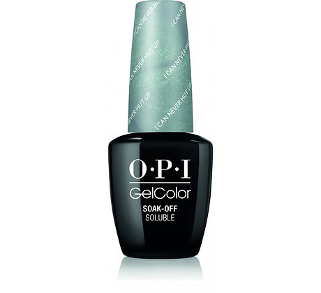 O.P.I GelColor I Can Never Hut Up 15ml