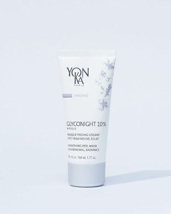 GLYCONIGHT 10% MASQUE  - YONKA