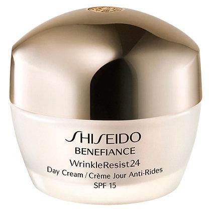 Shiseido - Crème Jour Anti-Rides SPF15 - Benefiance 50ml